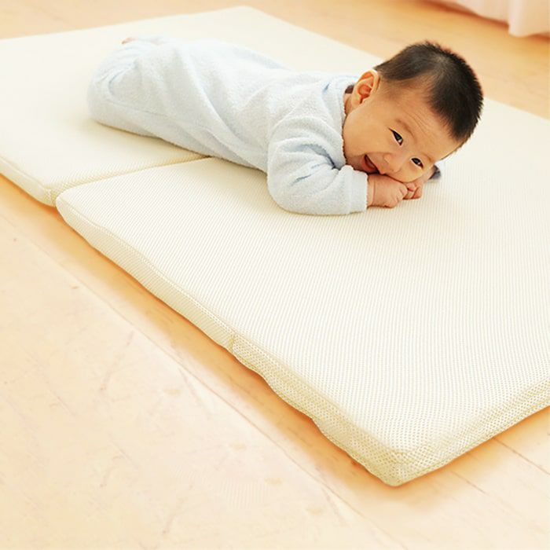 Air impact  洗えるベビーマットレス 新生児~5歳児頃まで 70x120cm
