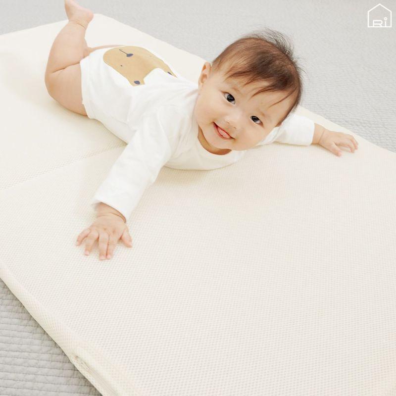 ベビー用 マットレス 洗える 赤ちゃん 窒息しにくい マットレス 新生児~5歳児頃まで 70x120cm Air impact マットレス 丸洗いOK 人気 おすすめ