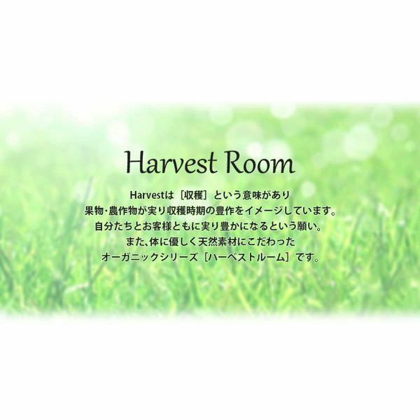 HarvestRoom ハーベストルーム ダブルガーゼ 掛け布団カバー セミダブル