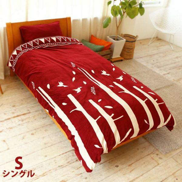 人気の暖かい掛け布団カバー 限定カラー シングル